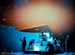 劇場影像設計 CHINA-瓷淚